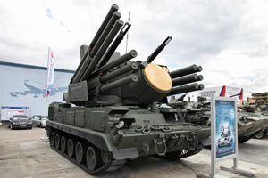 Tổ hợp tên lửa Pantsir-S1 của Nga quá tốt, càng bán càng chạy?