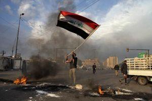 Tấn công tên lửa nhắm vào đại sứ quán Mỹ ở Iraq