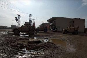 Quân đội Mỹ chặn đường tới căn cứ không quân của quân đội Nga tại Syria