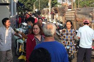TP.HCM: Cháy nhà lúc rạng sáng, 5 người trong gia đình tử vong