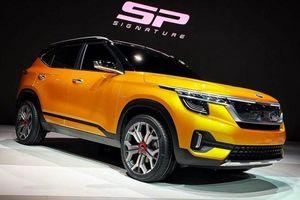 Kia Seltos có giá từ 502 triệu đồng tại Indonesia
