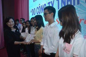 Sóc Trăng: Trao 230 suất học bổng đầu xuân cho sinh viên nghèo hiếu học