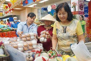 TP Hồ Chí Minh: Cửa hàng, siêu thị phục vụ khách hàng xuyên Tết