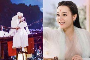 'Tam sinh tam thế Chẩm thượng thư', Cao Vỹ Quang - Địch Lệ Nhiệt Ba hôn môi trên cầu