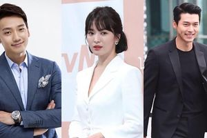Lộ tin bằng chứng Song Hye Kyo 'bắt cá hai tay' với Hyun Bin và Bi Rain?