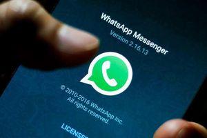 WhatsApp vừa đạt thành tích trước đó chỉ Facebook làm được
