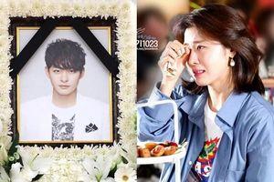 Truyền thông, khán giả nghẹn ngào tưởng niệm 2 năm ngày 'em trai Ha Ji Won' Jeon Tae Soo qua đời