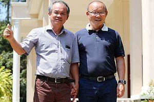 Bầu Đức tiết lộ điều bất ngờ trước khi ông Park 'kết duyên' với bóng đá Việt Nam