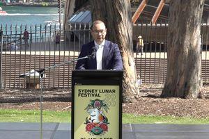 Tưng bừng khai trương Lễ hội Tết Nguyên đán Canh Tý 2020 tại Sydney