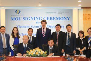 Trung tâm Lưu ký chứng khoán (VSD) hợp tác với Clearstream Banking S.A., Luxembourg