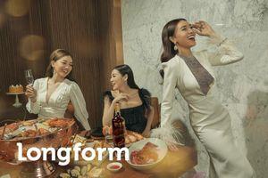 Lan Ngọc kết hợp với bộ đôi á hậu trong bộ ảnh thời trang độc lạ