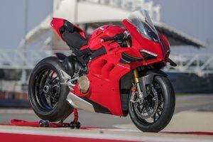 Superbike Ducati Panigale V4 2020 sở hữu cánh gió tương tự xe đua V4 R