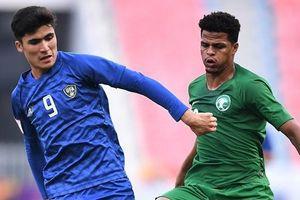 Highlights U23 châu Á 2020: Saudi Arabia 1-0 Uzbekistan