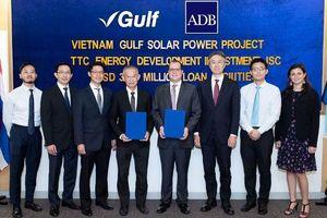 ADB sẽ giúp Việt Nam giảm gần 30.000 tấn khí Các-bon đi-ô-xít phát thải
