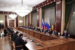 Tân Thủ tướng Nga công bố Nội các đầu tiên