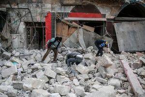 Syria: Toàn bộ gia đình 8 người chết thảm trong cuộc không kích