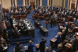 Bắt đầu phiên luận tội Tổng thống Mỹ tại Thượng viện