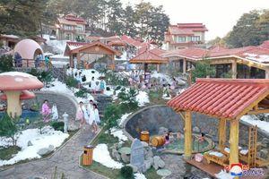 Đột nhập khu nghỉ dưỡng mới khai trương ở Triều Tiên