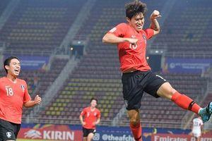 U23 Hàn Quốc sẽ vào chung kết U23 châu Á?