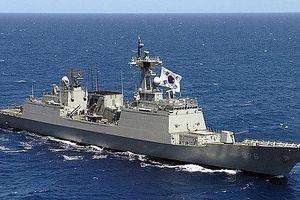 Hàn Quốc triển khai lực lượng đặc nhiệm tới gần bờ biển Iran
