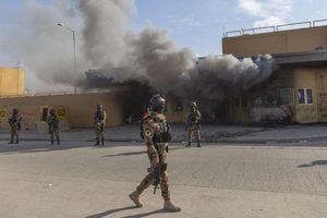 Thông tin mới nhất về vụ đại sứ quán Mỹ ở Iraq 'suýt dính' 3 tên lửa trong đêm