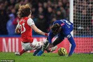 Vòng 24 Ngoại hạng Anh: HLV Frank Lampard hài lòng với 1 điểm trước Arsenal