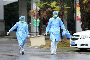 Chuyên gia WHO được Trung Quốc mời tới Vũ Hán do coronavirus