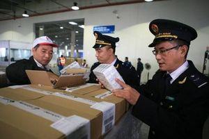Cục Hải quan TP. Hà Nội phát hiện, xử lý 1.111 vụ vi phạm