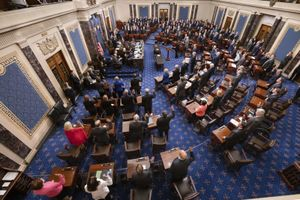 Thượng viện Mỹ bắt đầu phiên xét xử luận tội Tổng thống Donald Trump