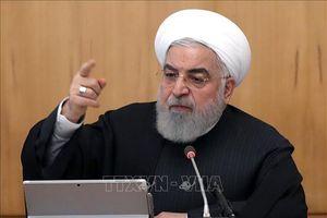 Tổng thống H.Rouhani: Iran sẽ không bao giờ tìm cách trang bị vũ khí hạt nhân