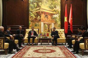 Bộ trưởng Bộ TT&TT Nguyễn Mạnh Hùng: Năm 2020 Việt Nam sẽ thương mại hóa 5G và sẽ công bố tiêu chuẩn an ninh mạng cho 5G