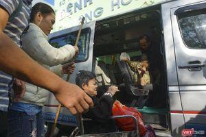 Đà Nẵng: Hàng trăm chuyến xe nghĩa tình đem Tết sớm về với ngàn hoàn cảnh khó khăn