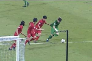 AFC phủ nhận Thái Lan bị thổi phạt đền oan ở tứ kết giải U23 châu Á
