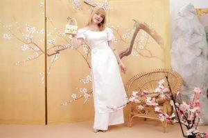 Thiều Bảo Trâm tuyên bố 'chưa muốn lấy chồng', gợi ý cách mặc xinh lung linh ngày Tết