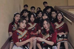 Diện trang phục dân tộc, CĐM 'xuýt xoa' trước nhan sắc 'không phải dạng vừa' của các cô nàng Hải Dương