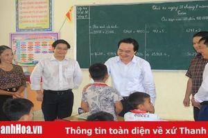 Sở Giáo dục và đào tạo Thanh Hóa chúc mừng năm mới