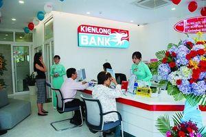 Thu không đủ bù chi khiến KienLongBank lỗ nặng 120 tỷ trong quý 4/2019