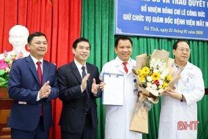 Tin nhân sự, lãnh đạo mới tại Nghệ An, Hà Tĩnh