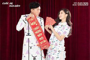 Hoàng Yến Chibi ra mắt phim 'Cuốc xe nửa đêm' dịp đầu năm mới