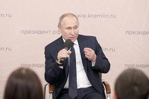 Ông Putin: Thể chế Cộng hòa Nghị viện không phù hợp với Nga