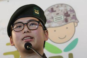 Quân nhân chuyển giới kiện quân đội Hàn Quốc vì bị cho giải ngũ