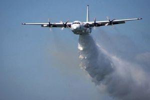 Rơi máy bay dập lửa ở Australia