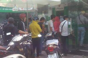 Các ngân hàng không được để ATM hết tiền trong dịp Tết