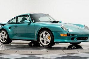 Porsche 911 Turbo S 1997 độc nhất chào bán hơn 20 tỷ đồng
