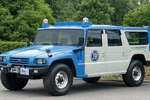 Cận cảnh SUV Toyota Mega Cruiser, 'đối thủ' Hummer H1