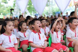 Phấn đấu 50% nguồn sữa học đường từ xã hội hóa