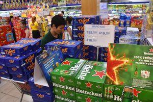 Thị trường bia, rượu tại TP.HCM ngày Tết: Ảm đạm chưa từng có trong lịch sử