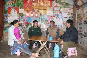Gương sáng đảng viên ở vùng biên giới Pha Long