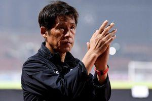 Liên tiếp thất bại, HLV Akira Nishino vẫn hưởng lương gấp đôi ông Park Hang Seo