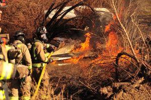 04 người thiệt mạng trong vụ rơi máy bay tại California, Mỹ